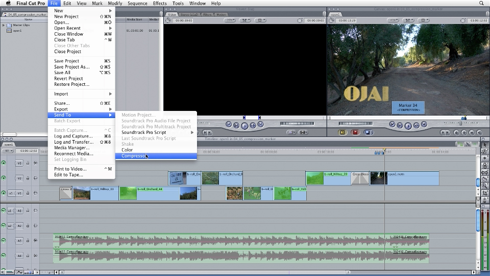 Welcome: Final Cut Studio: Round-Tripping