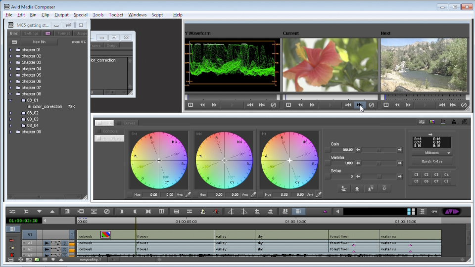Welcome: Avid Media Composer 5 Getting Started