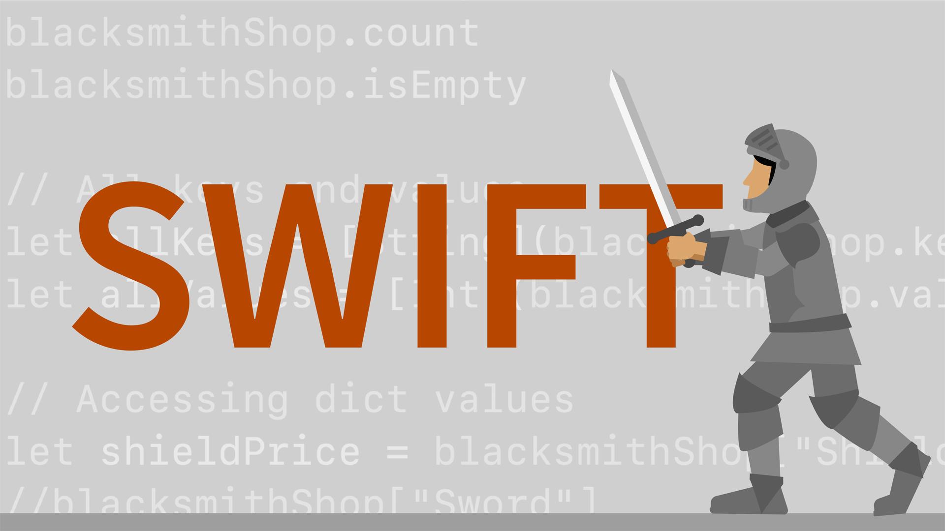 Swift 4 Essential Training