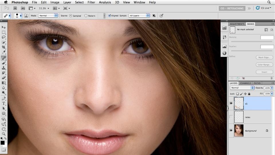 : Photoshop CS5: Portrait Retouching