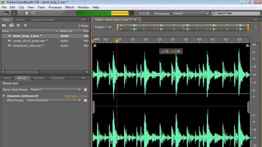 Introducing Adobe Soundbooth CS4: Soundbooth CS4 Essential Training
