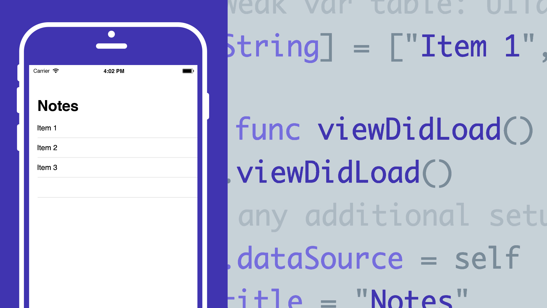 Building A Note Taking App For IOS 11 With Swift