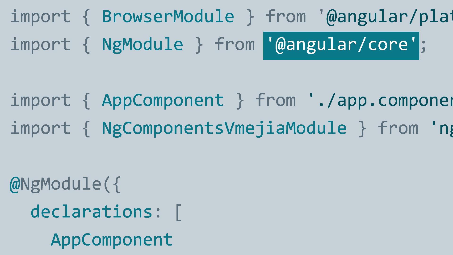 Angular: Workflows