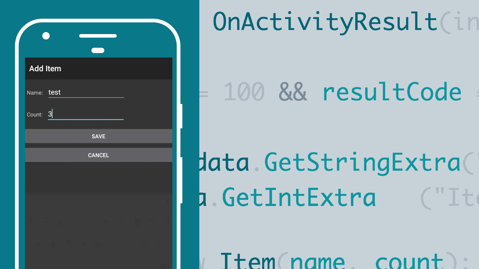 Xamarin Activities and Intents for Developers