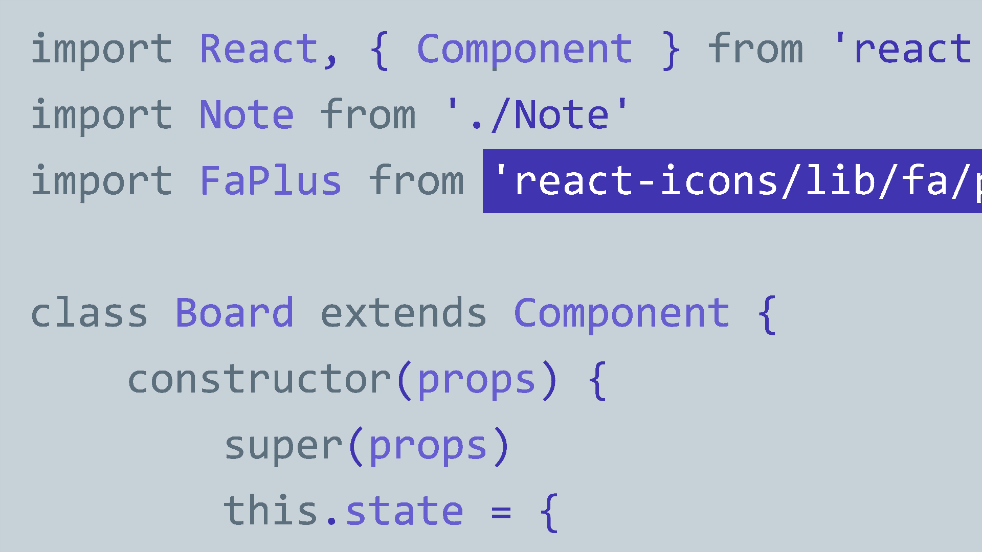 Learning React js (2018)