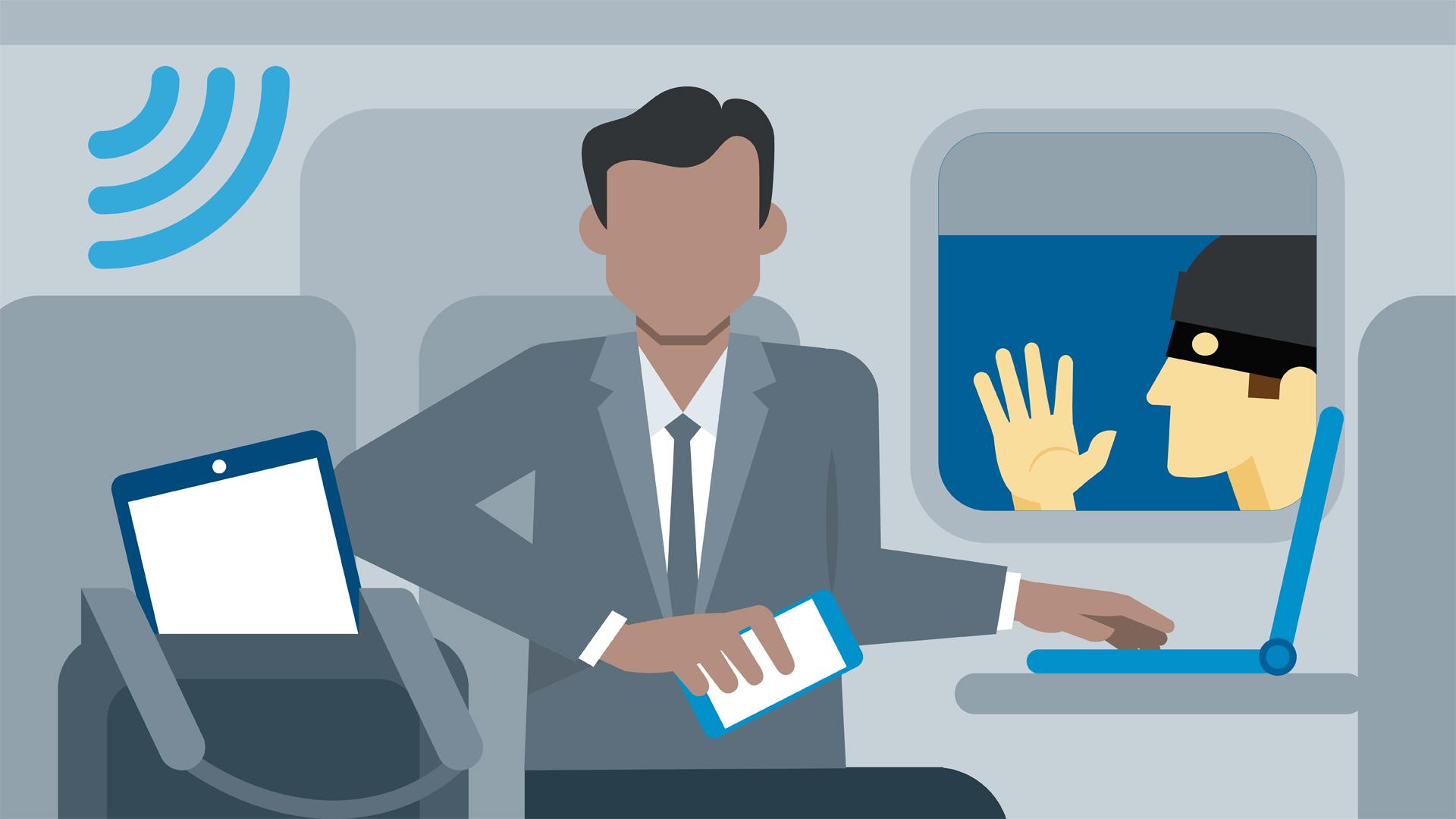 Αποτέλεσμα εικόνας για Cybersecurity While Traveling