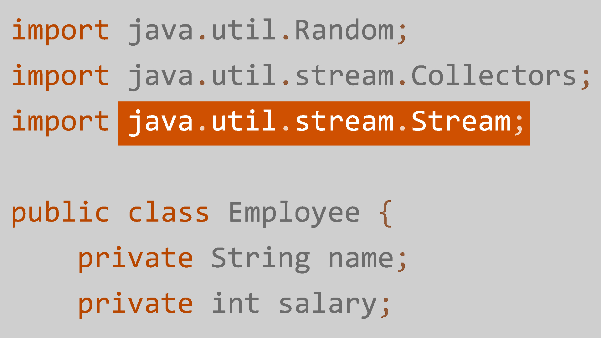 Functional Programming with Streams in Java 9