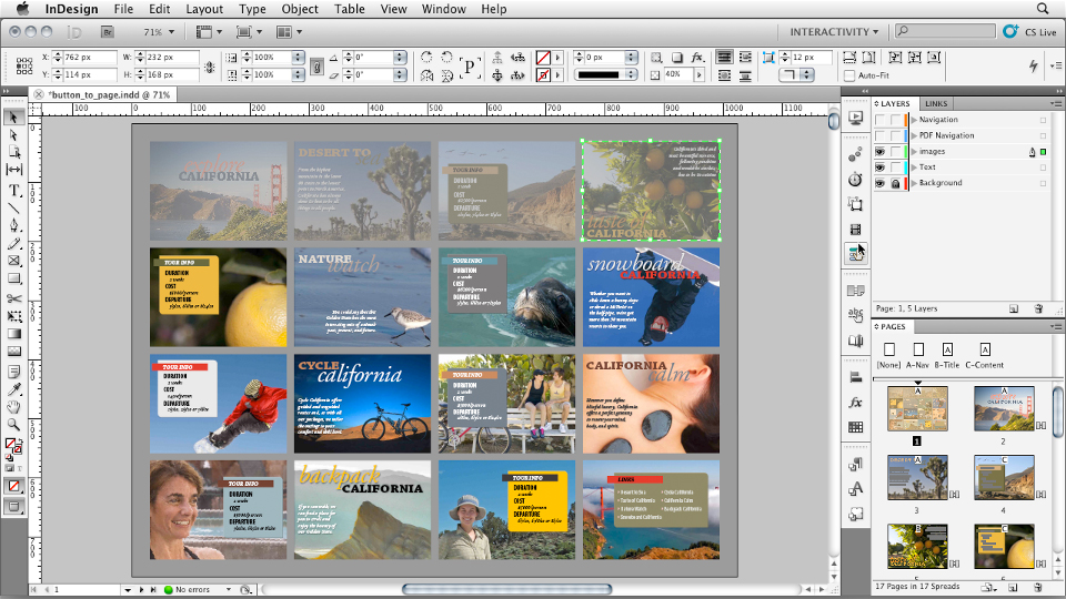 Introduction: InDesign CS5: Interactive Documents and Presentations