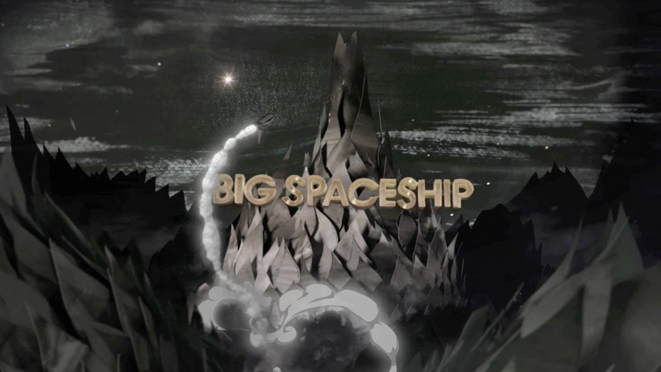 Introduction: Big Spaceship Animated Logo: Start to Finish