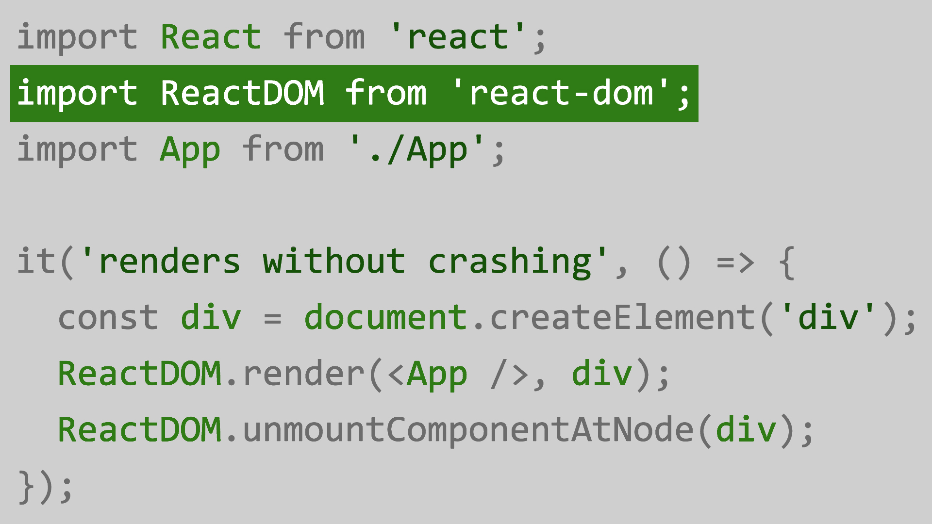 React: Managing Complex Interactions
