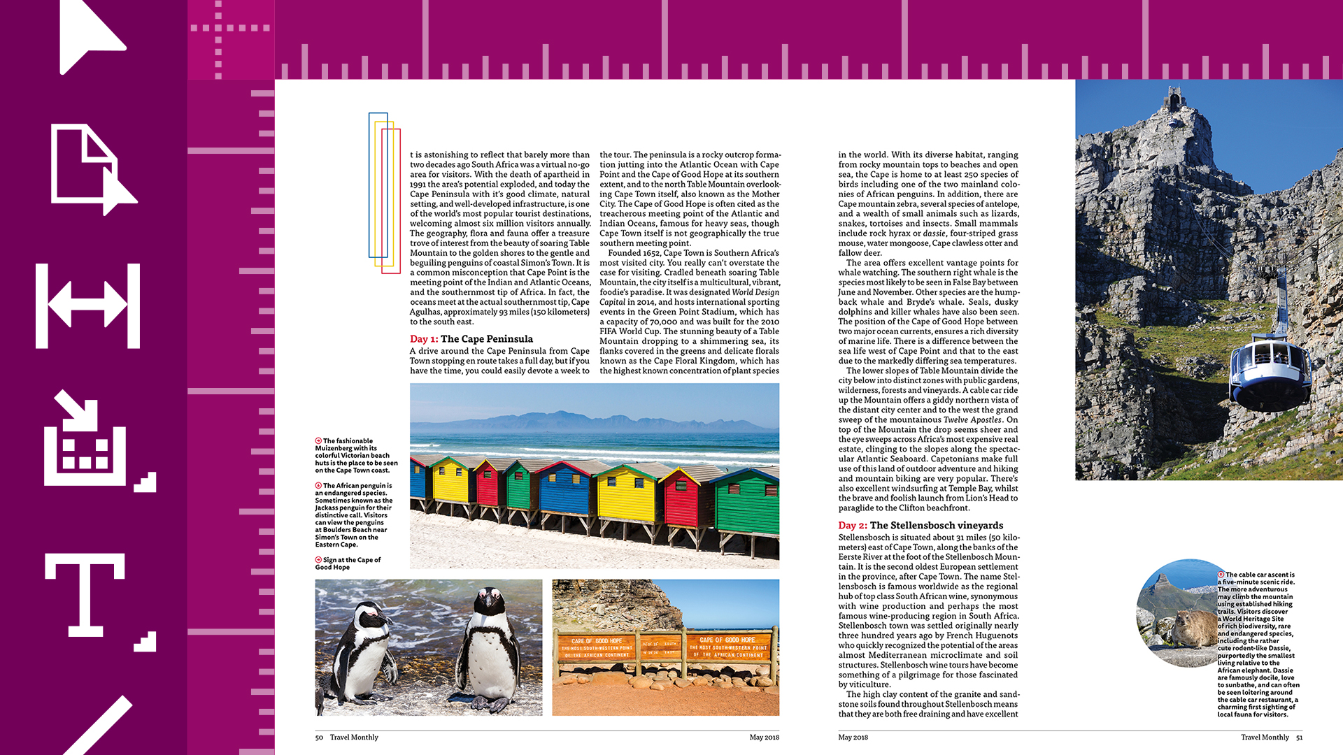 InDesign CC: Designing a Magazine Layout