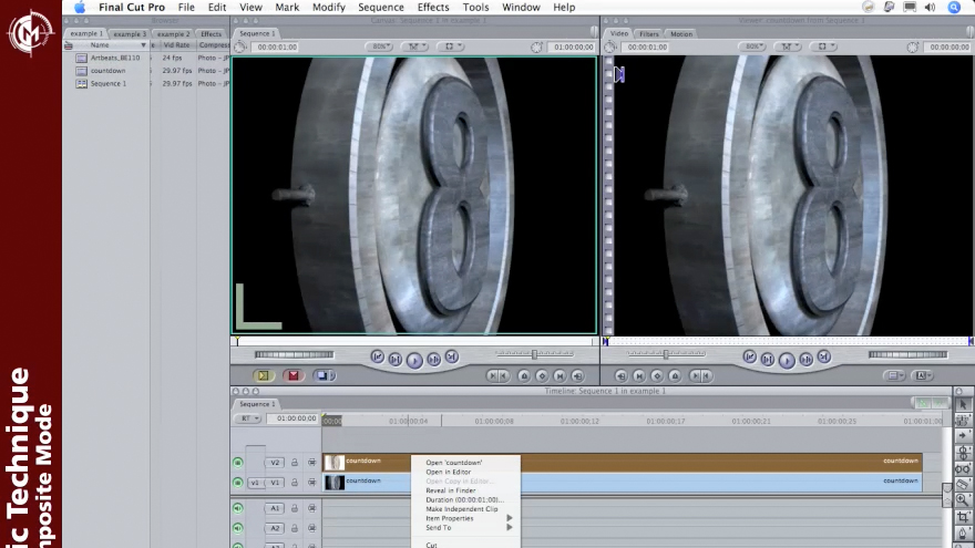 : Adding a Filmic Glow to Your Footage Using Final Cut Pro