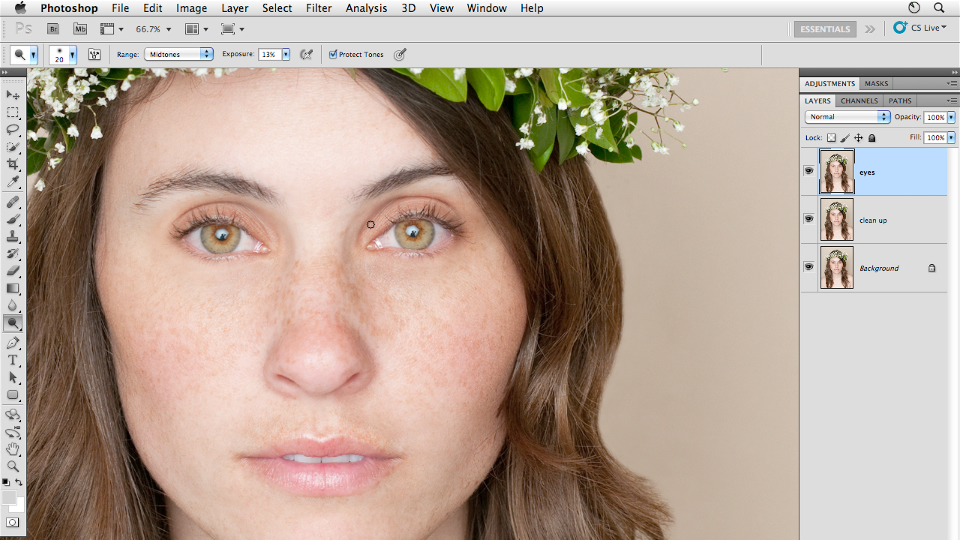 : Photoshop CS5: Fashion Retouching Projects