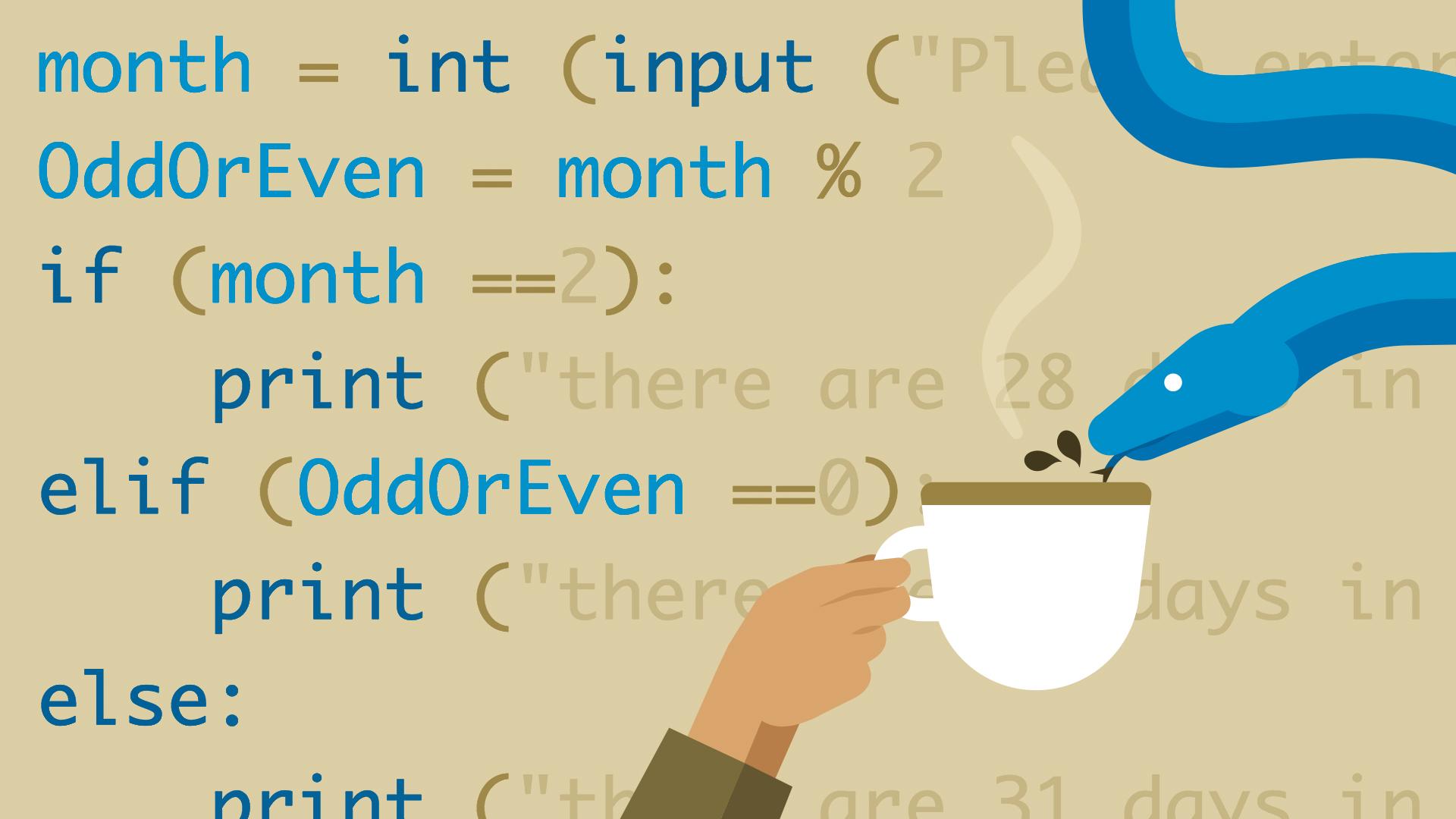 Python Basics for Java Developers