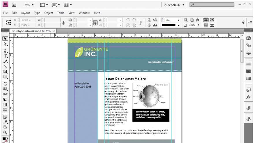 Welcome: InDesign CS4 Getting Started