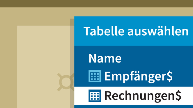 Rechnungen Mit Word Und Excel