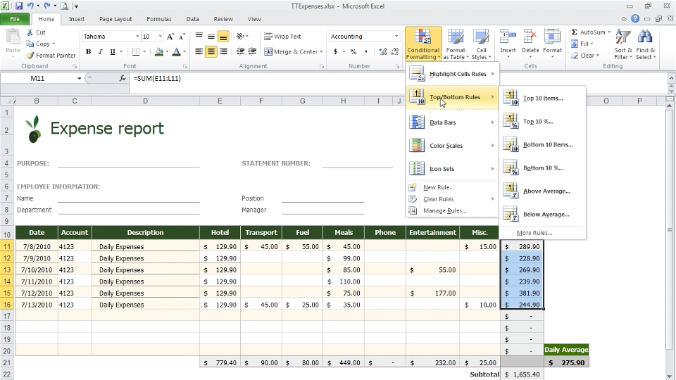 Welcome: Migrating from Excel 2003 to Excel 2010