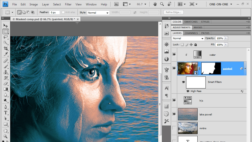 Welcome: Photoshop CS4 New Features