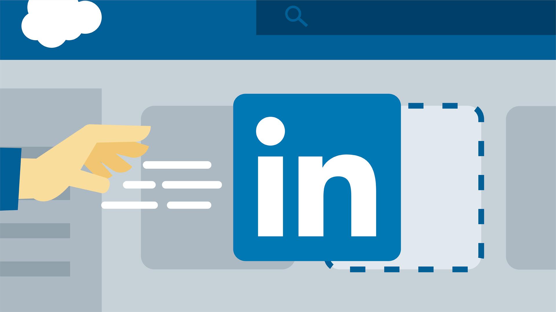 Salesforce 2018: LinkedIn Sales Navigator Integration