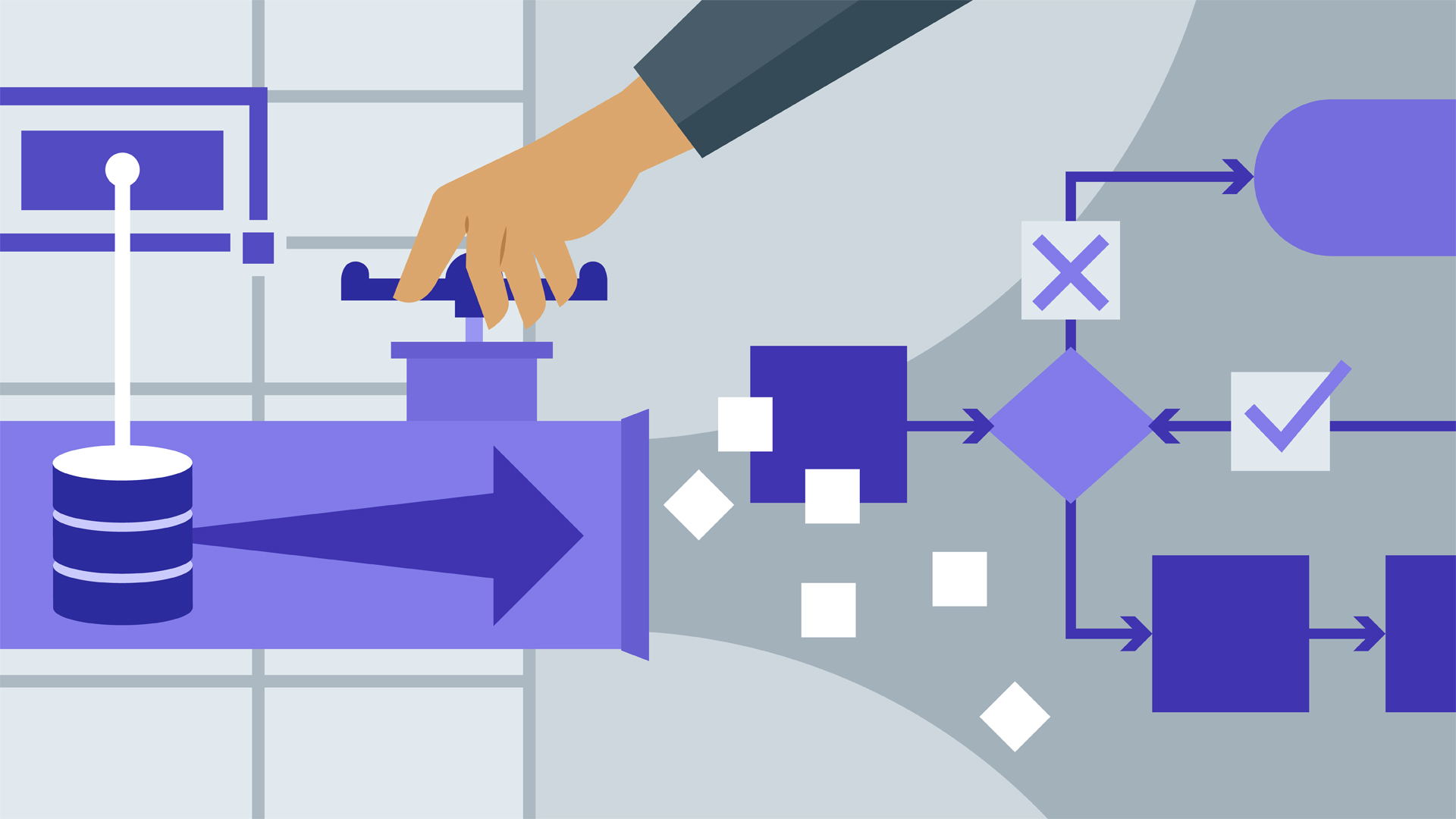 Excel and Visio: Generating Diagrams Automatically