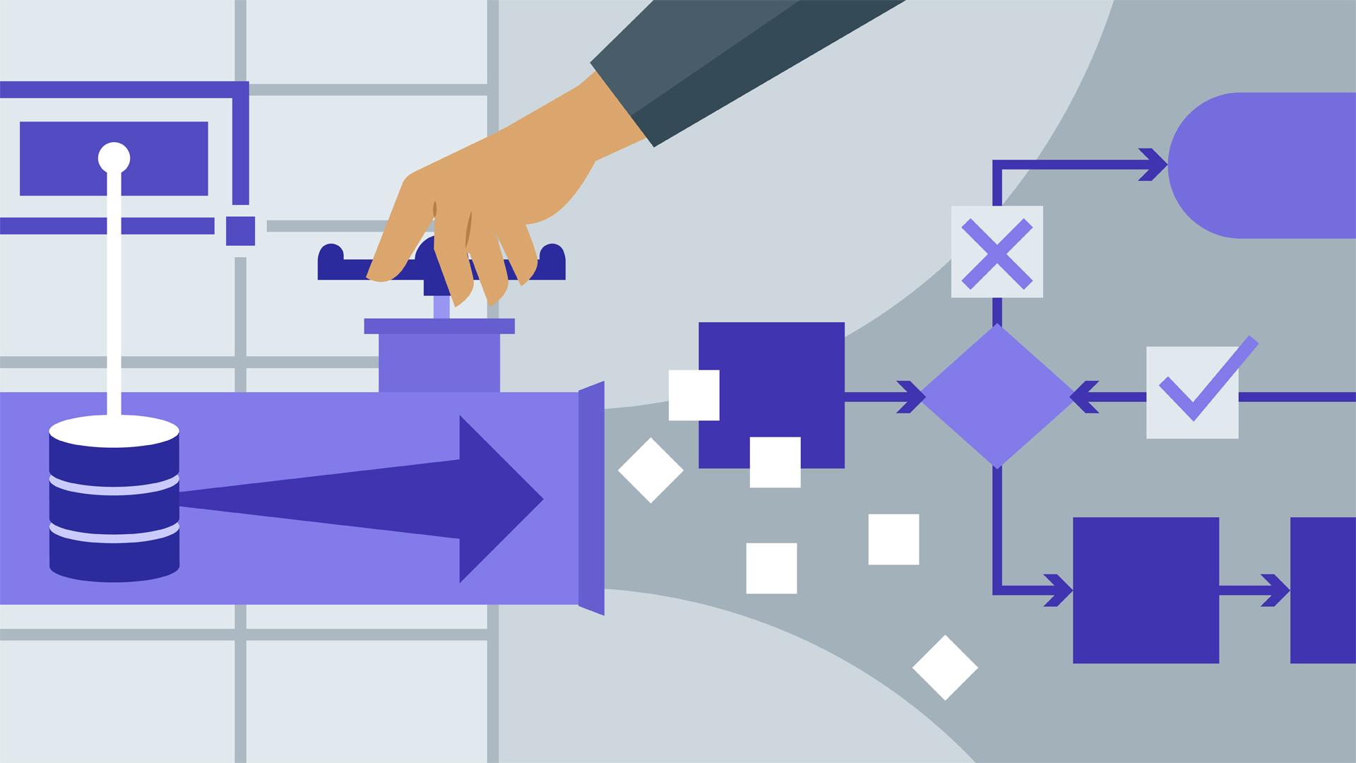 logic diagram in visio excel and visio generating diagrams automatically  excel and visio generating diagrams