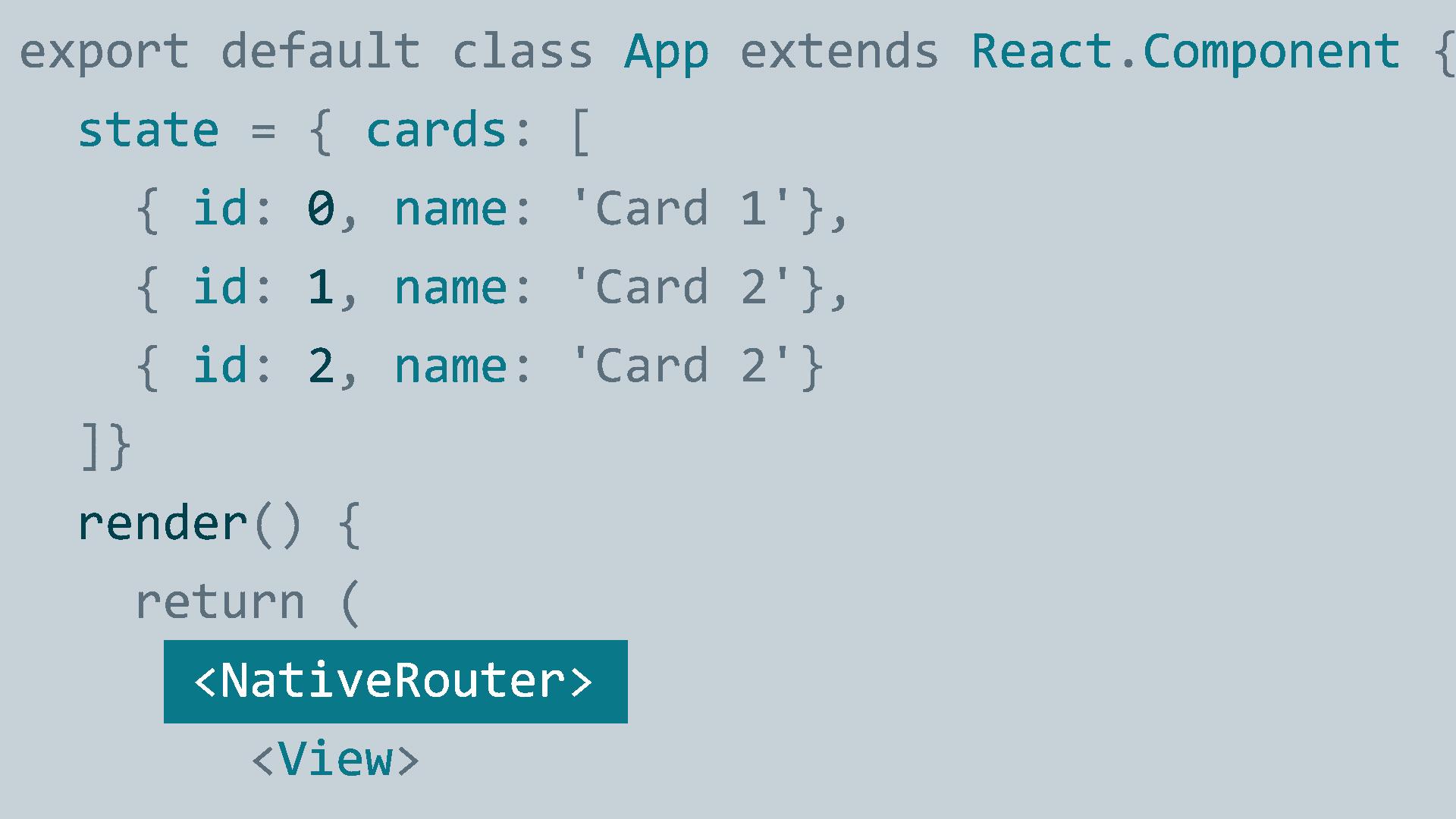 React: React Router