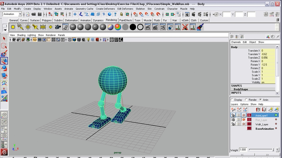 Welcome: Maya 2009 New Features