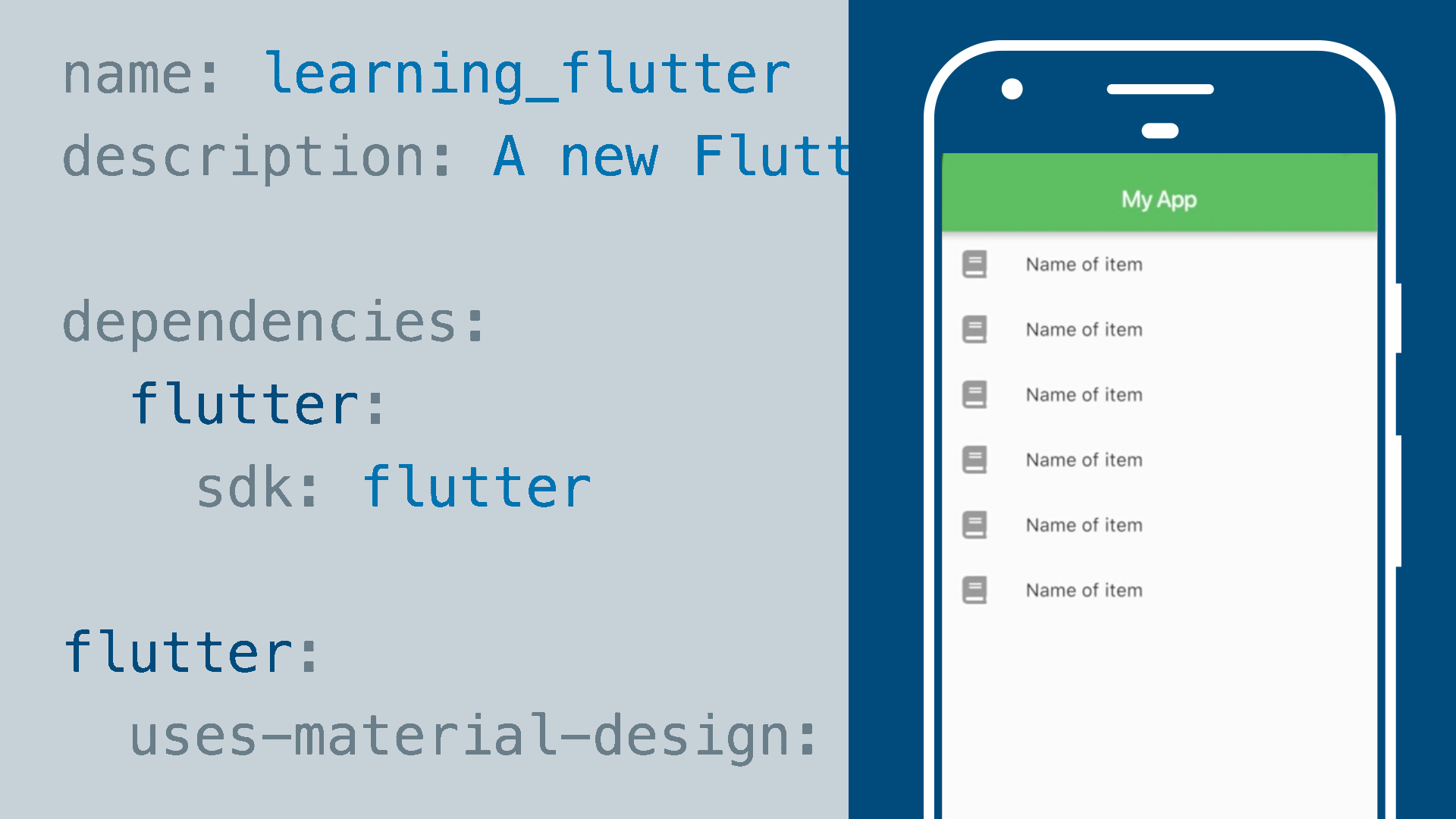 Learning Google Flutter for Mobile Developers