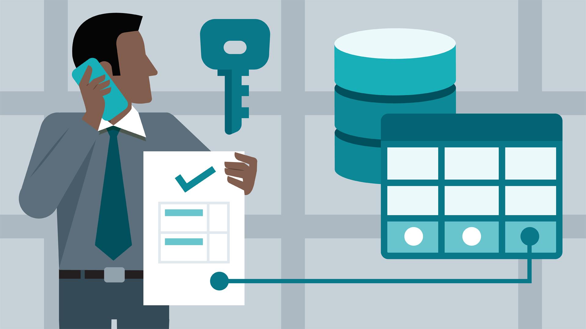 Access: Building a Sales Database