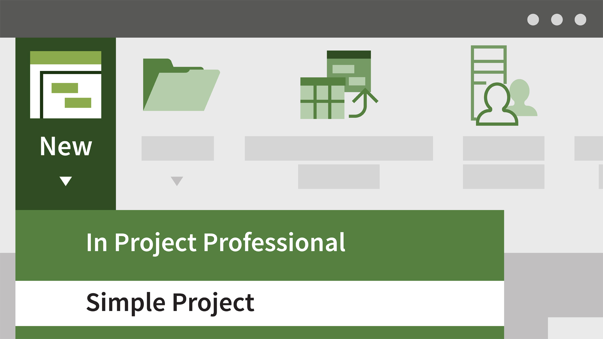 Getting started with Project Web App: Microsoft Project Web App Essential Training
