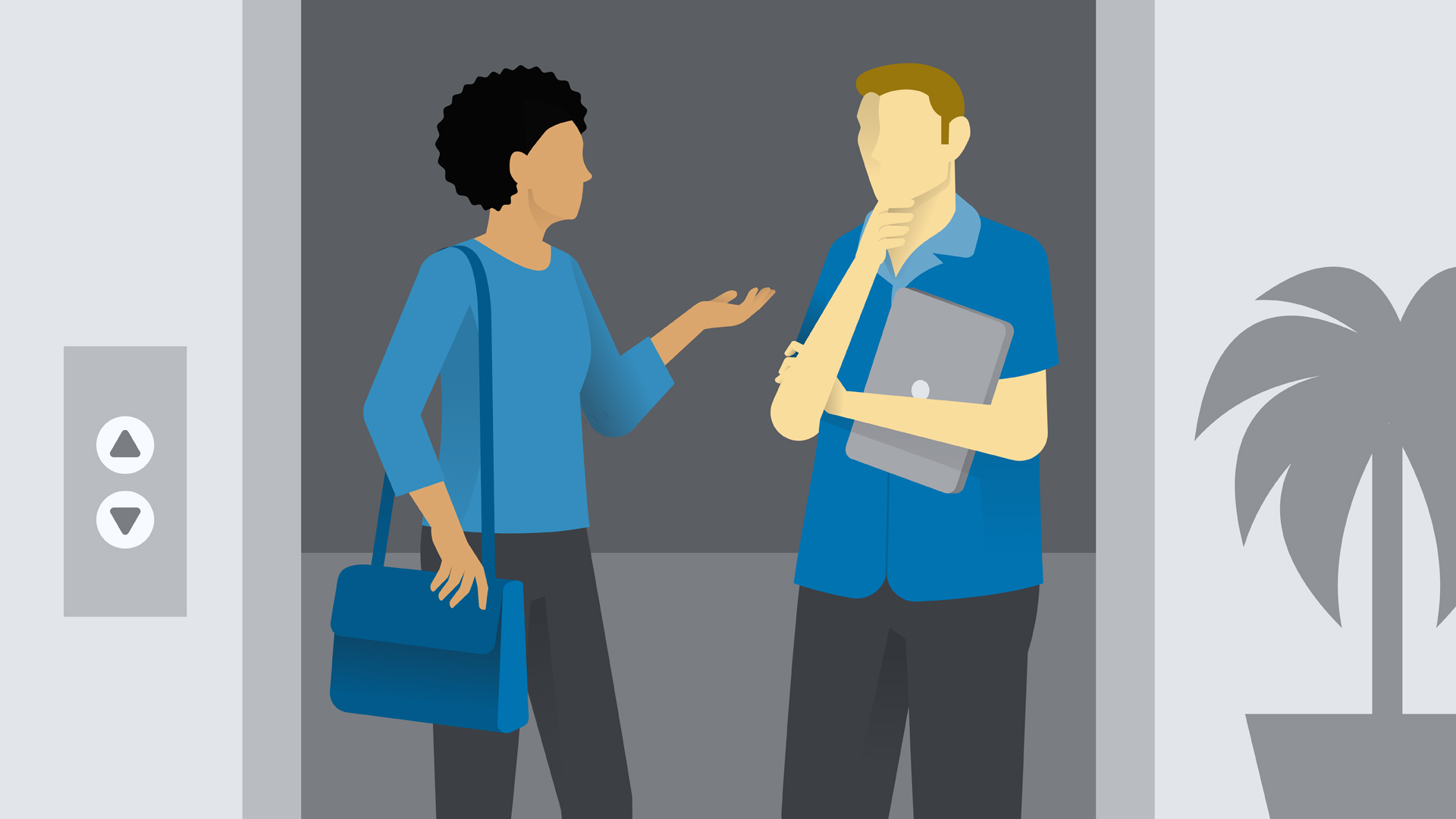 Five steps to an effective elevator pitch