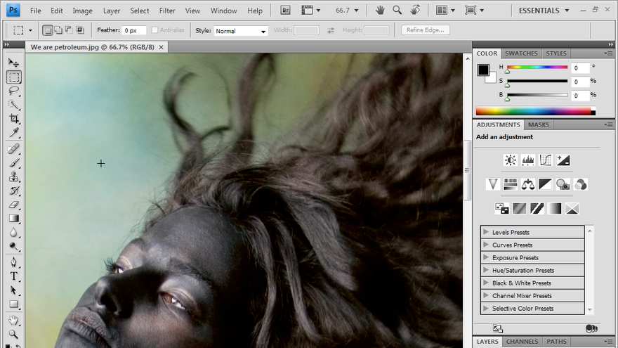 Welcome to One-on-One: Photoshop CS4 One-on-One: Fundamentals