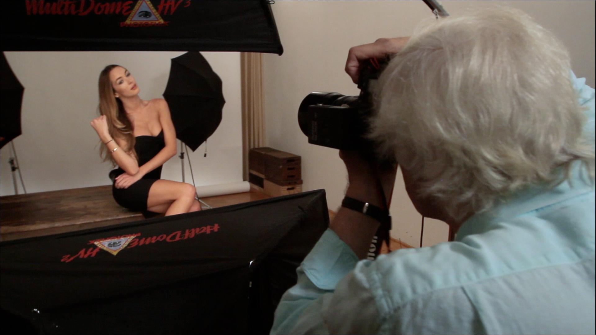 Course highlights: Douglas Kirkland on Photography: Studio Portraiture