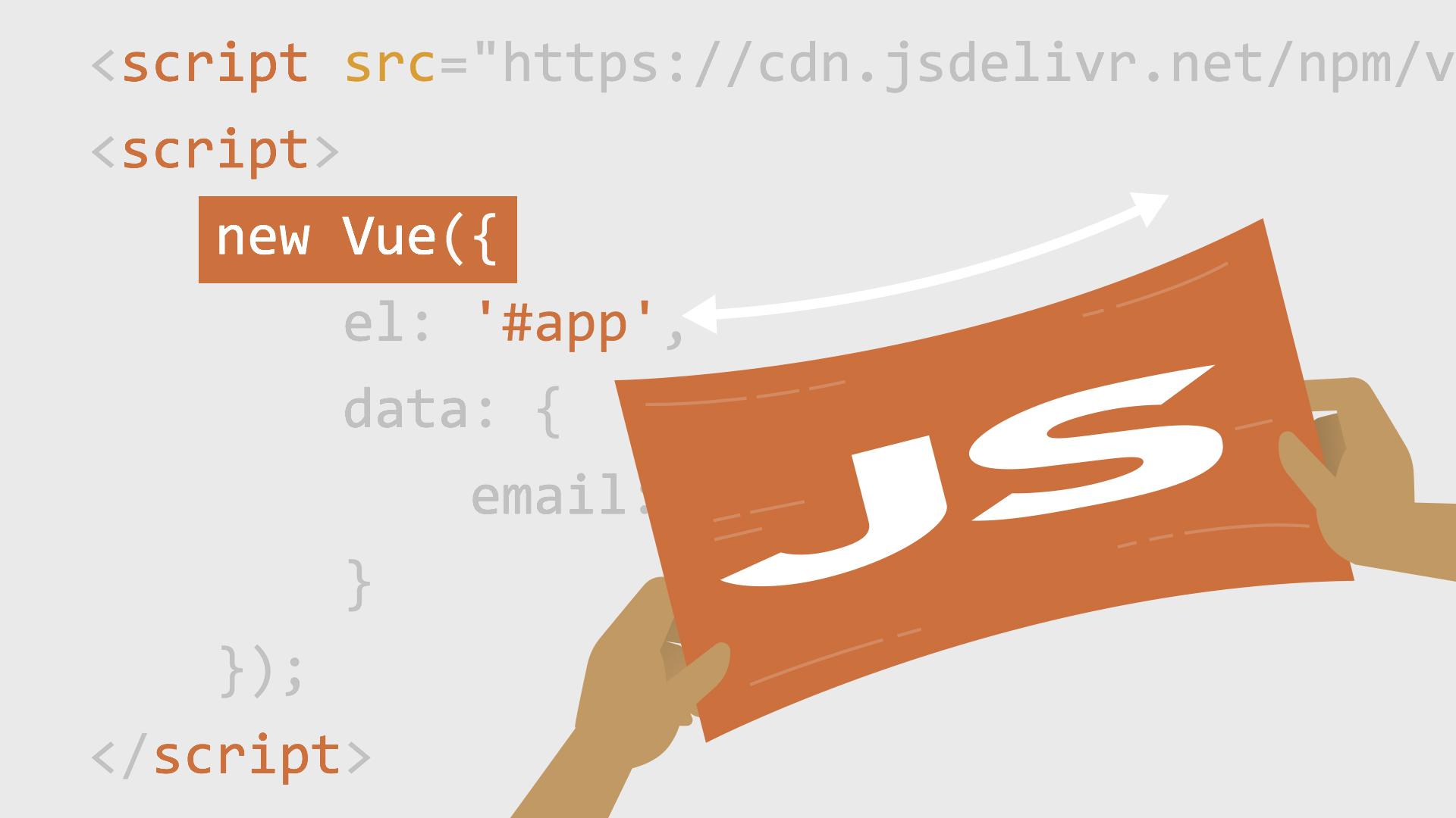 Learning Vue js