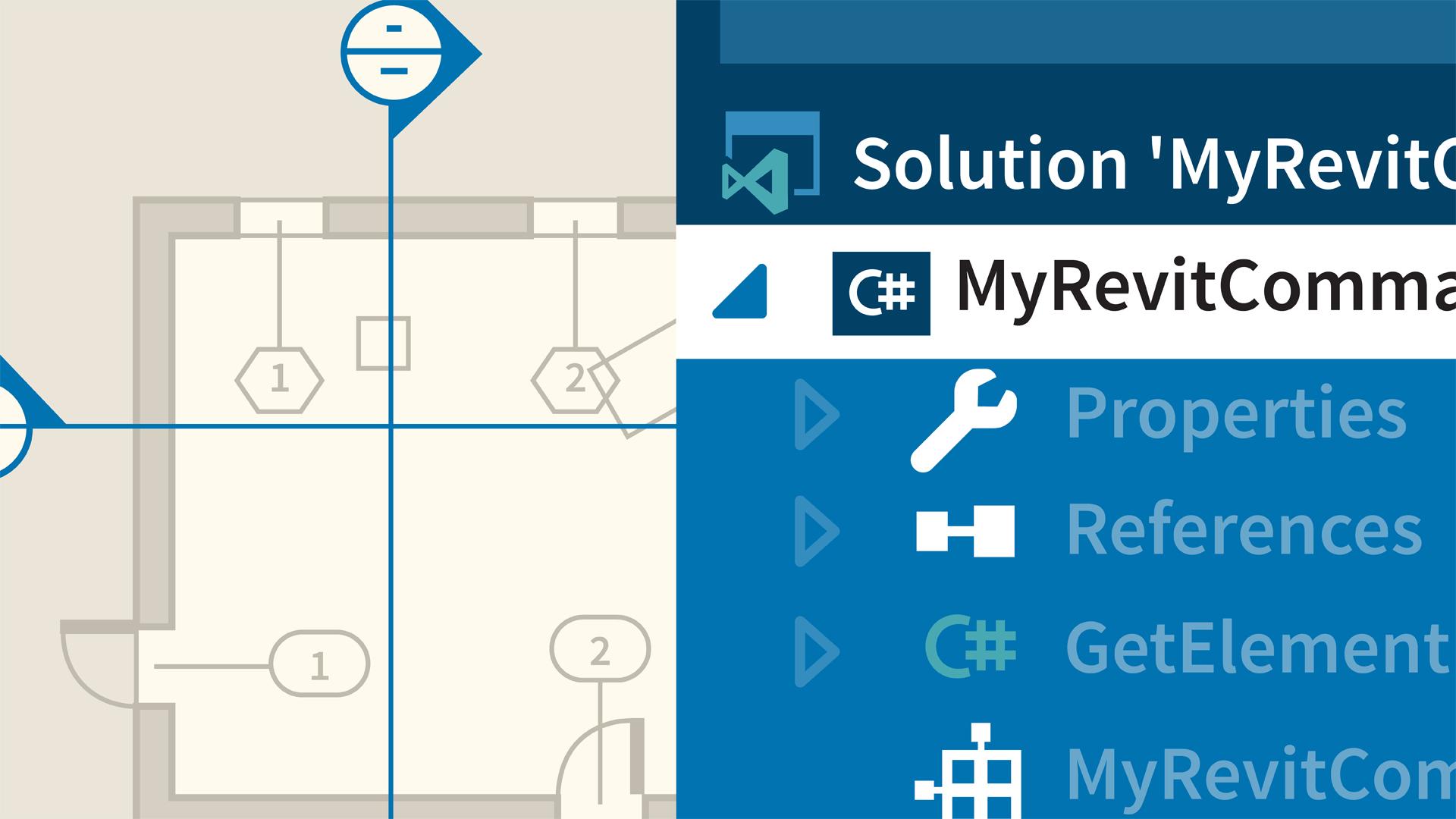 Revit: Creating C# Plugins