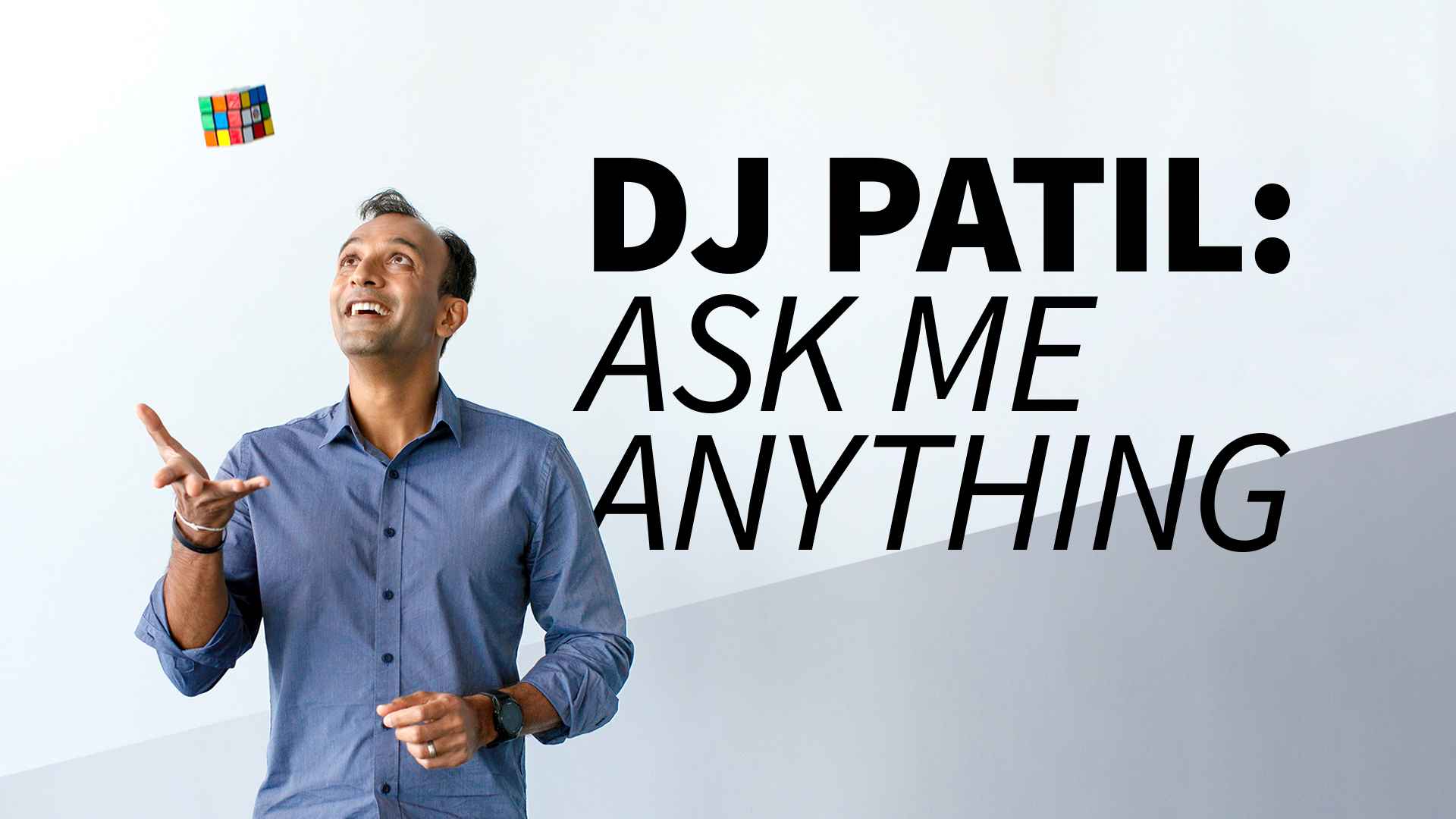 How can AI and machine learning (ML) help cybersecurity?: DJ Patil: Ask Me Anything