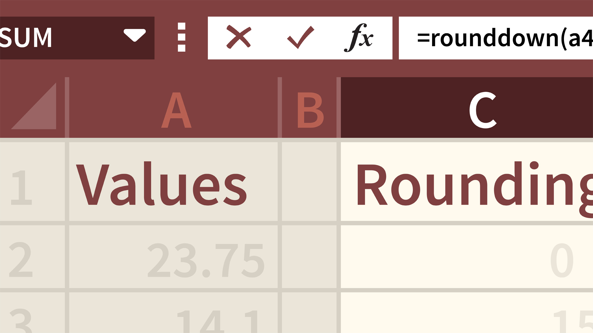Excel: Introduction to Formulas and Functions