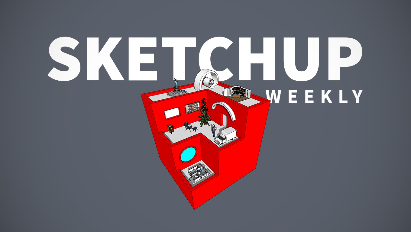 Best practices with layers: SketchUp Weekly