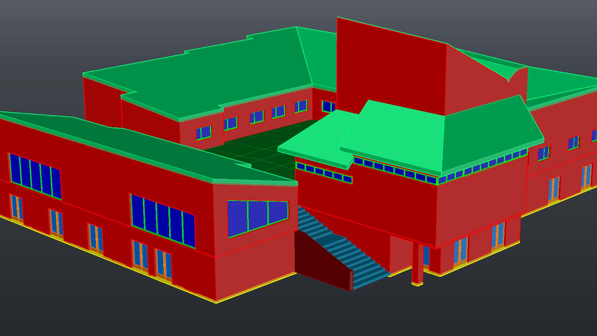 autocad 3d printing to pdf3d