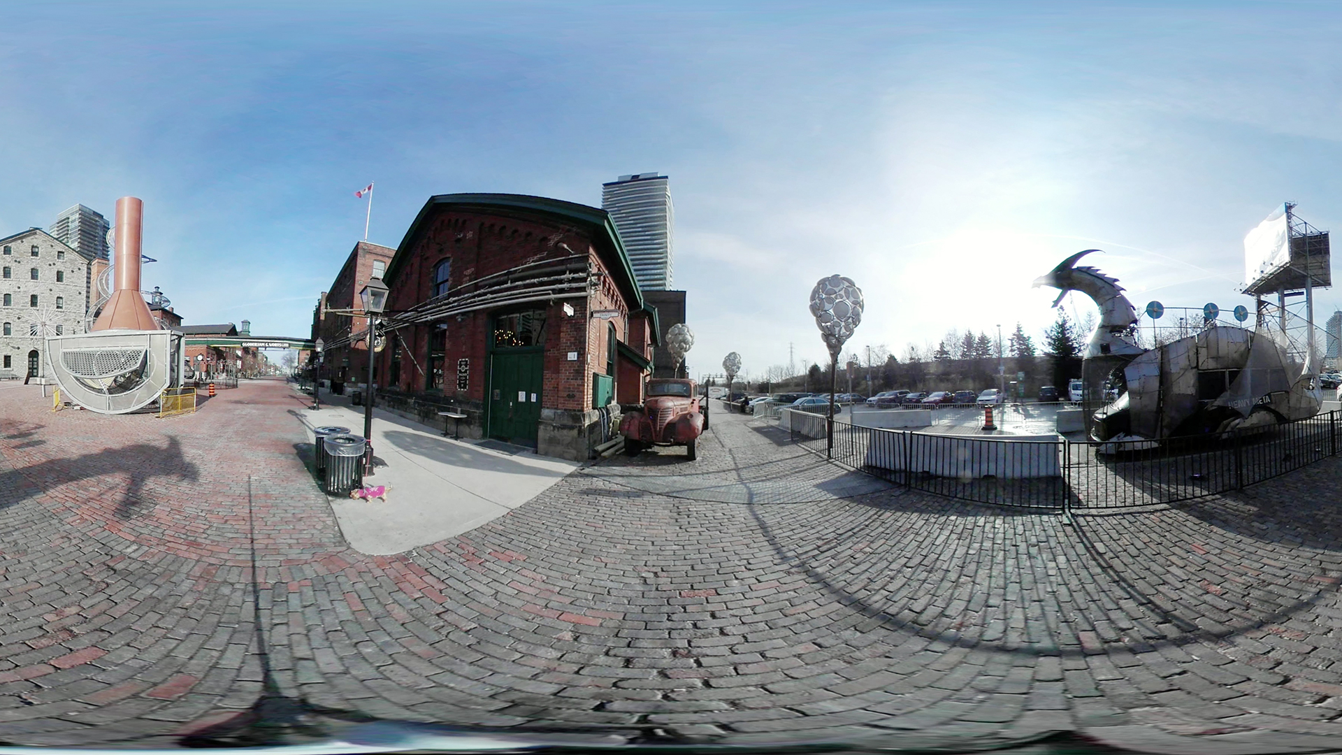 360 Video Production and Post