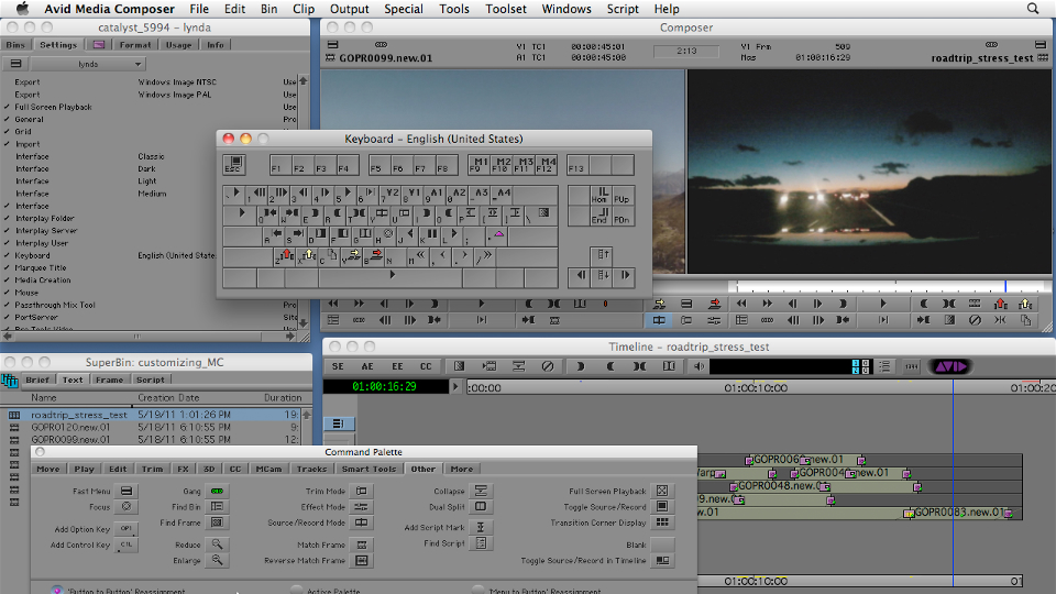 Welcome: Migrating from Final Cut Pro 7 to Avid Media Composer 5.5