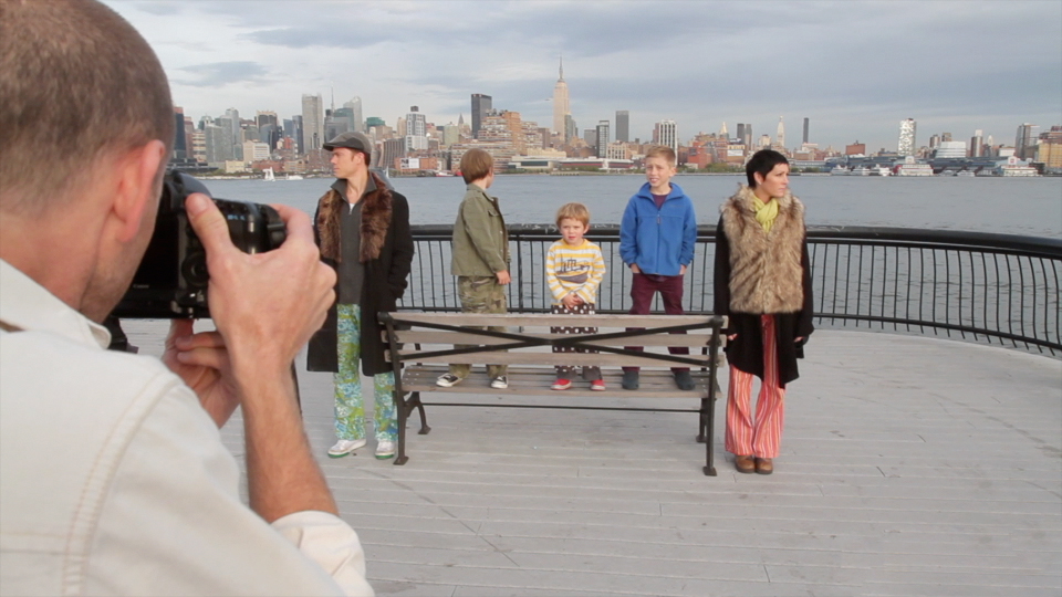 Welcome: Narrative Portraiture: On Location in New York City