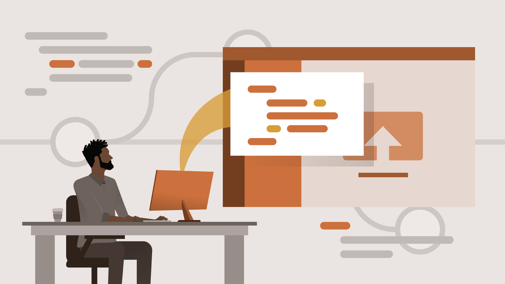 Version control and collaboration with GitHub: GitHub Essential Training