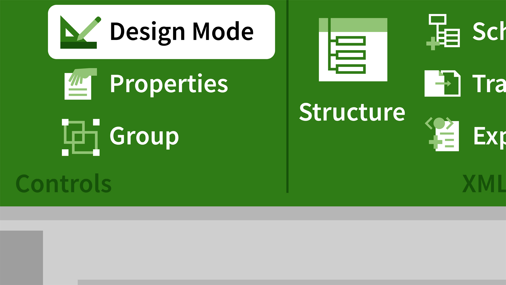 Building Templates in Word