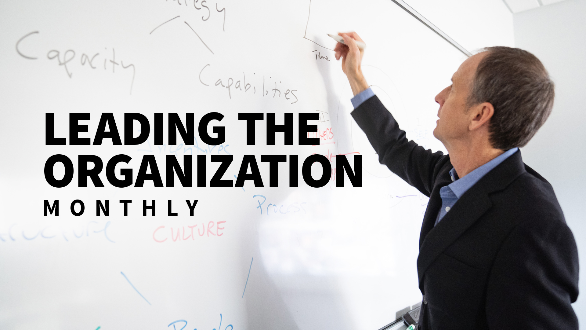 Defining the meaningful outside: Leading the Organization Monthly