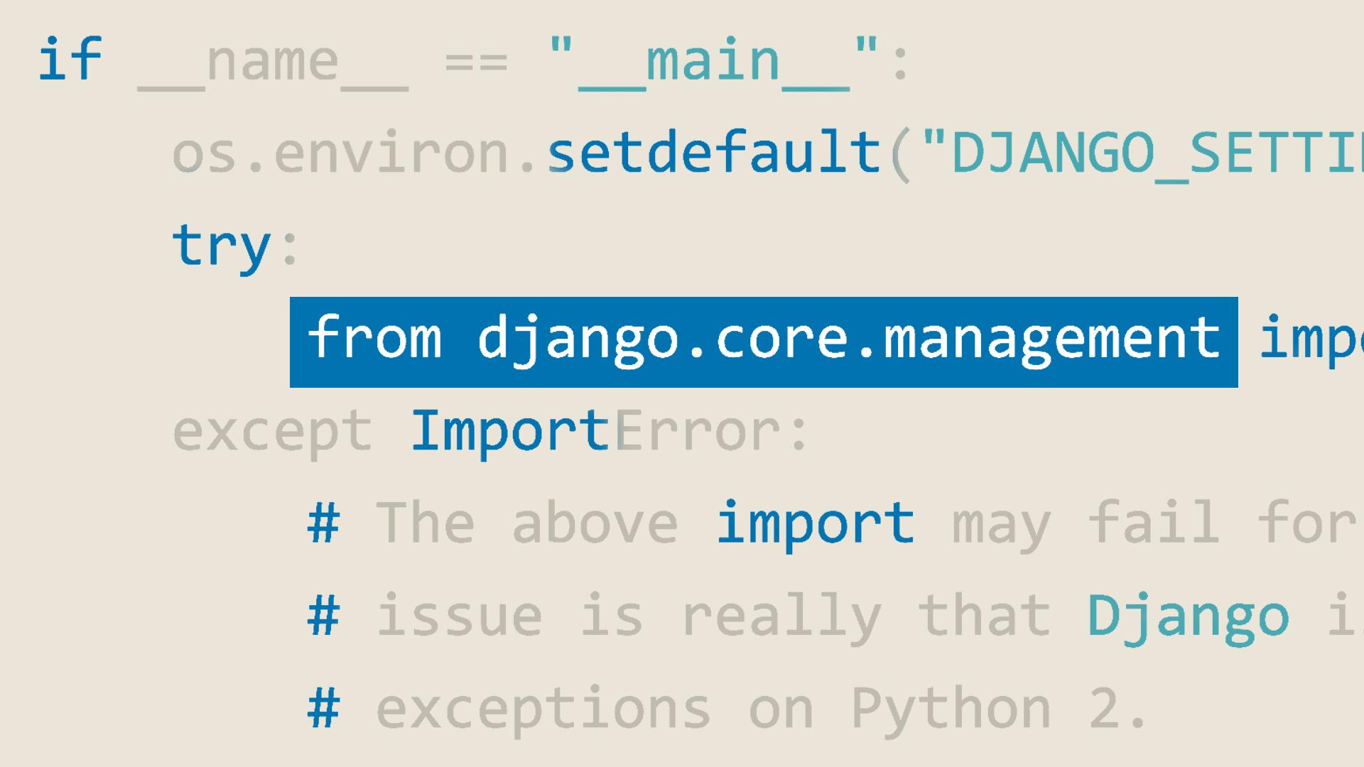 Advanced Web Development with Django