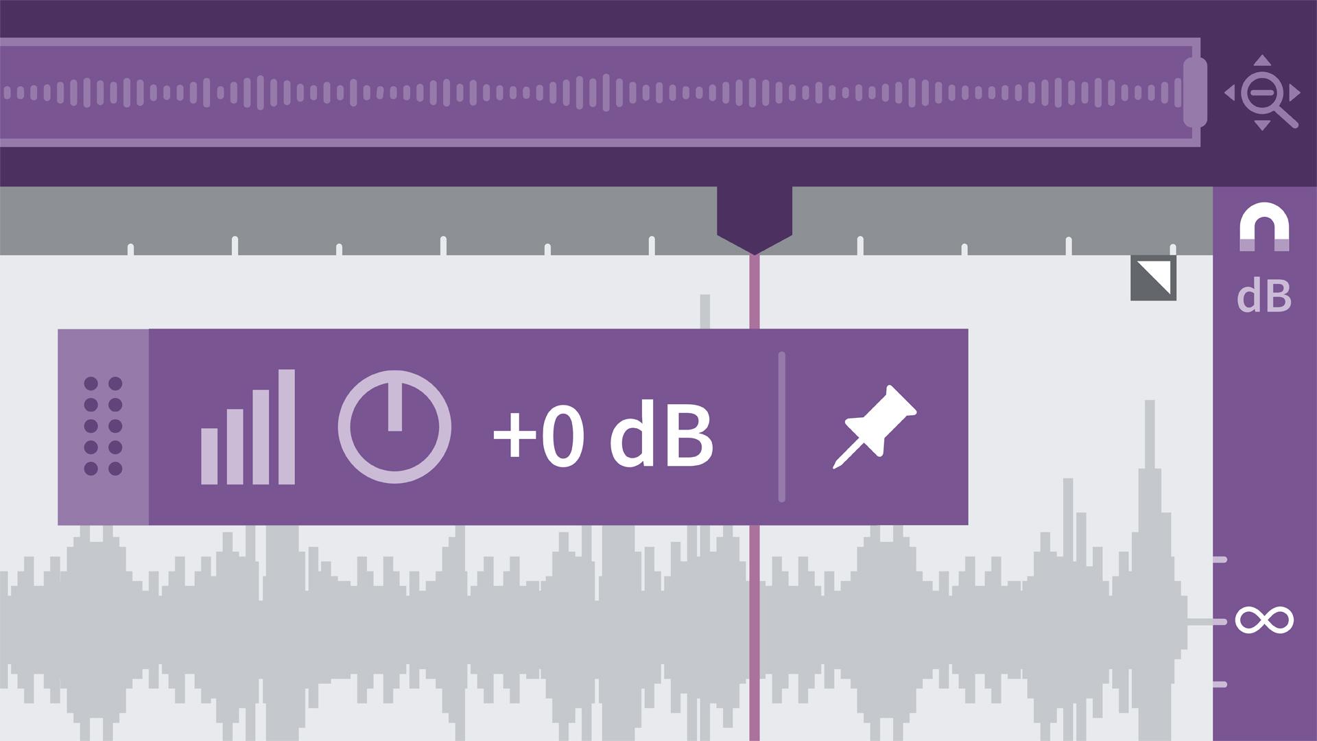 trapcode sound keys output 0