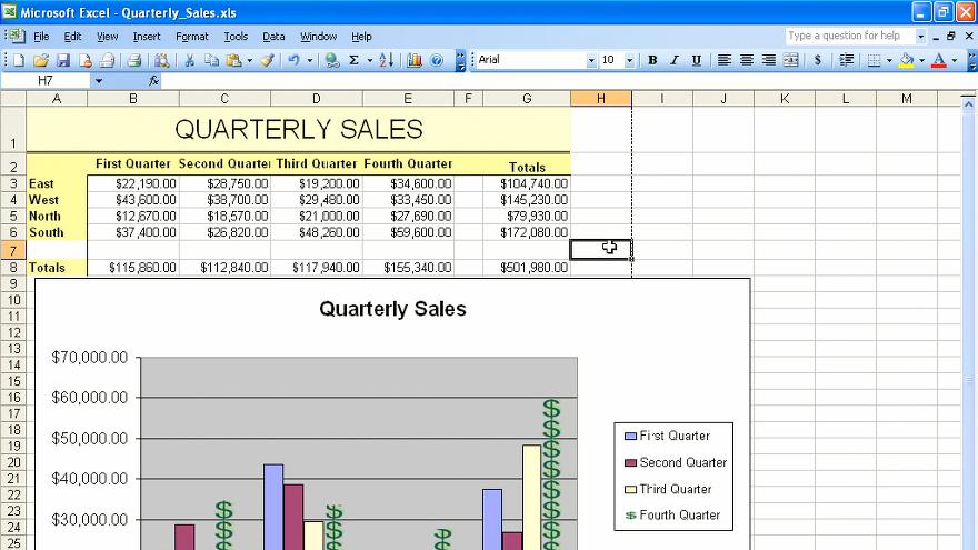 : Excel 2003 Essential Training