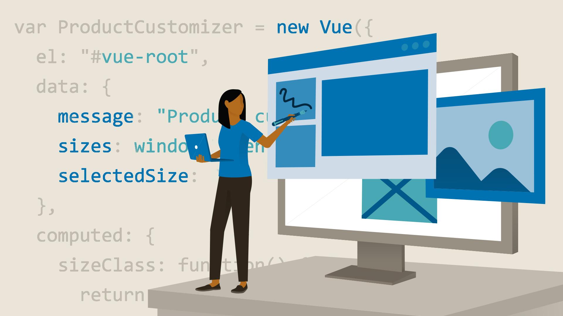 Vue js for Web Designers