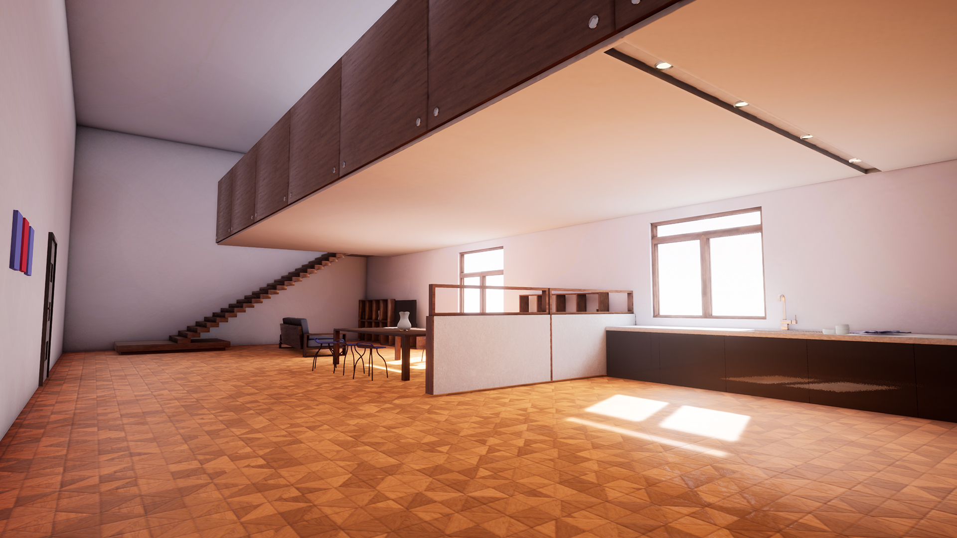 Unreal Engine: Global Illumination for Architectural